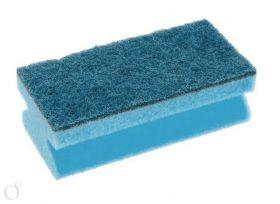Губка для мытья раковин и кухонной мебели 150*70*45 мм Еврохаус