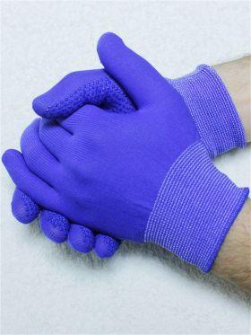 Перчатки нейлоновые «Микроточка»